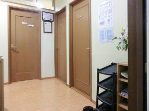 睡眠検査室
